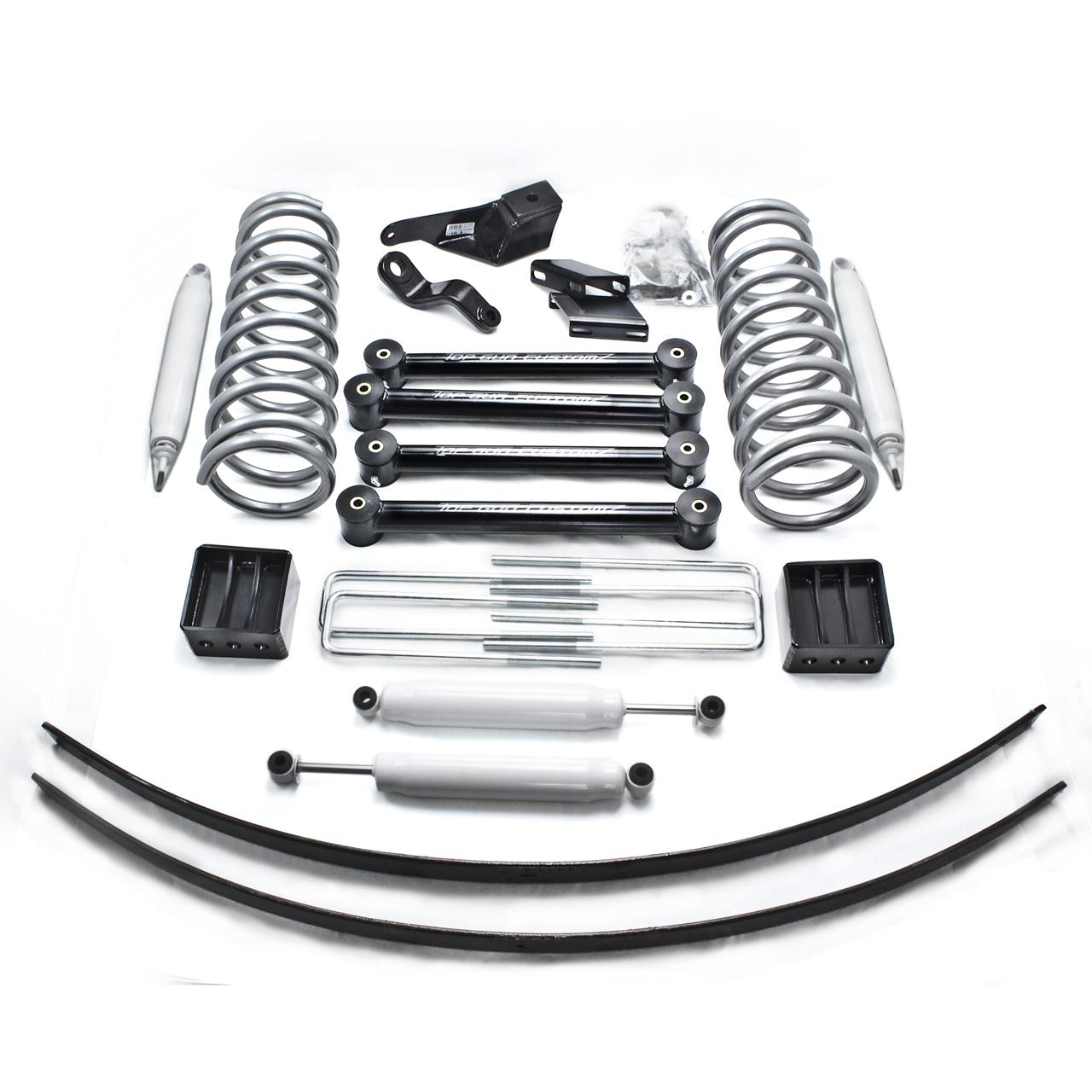 Dodge Lift Kit For 1997 Dodge Ram 3500 Truck Lift Kits