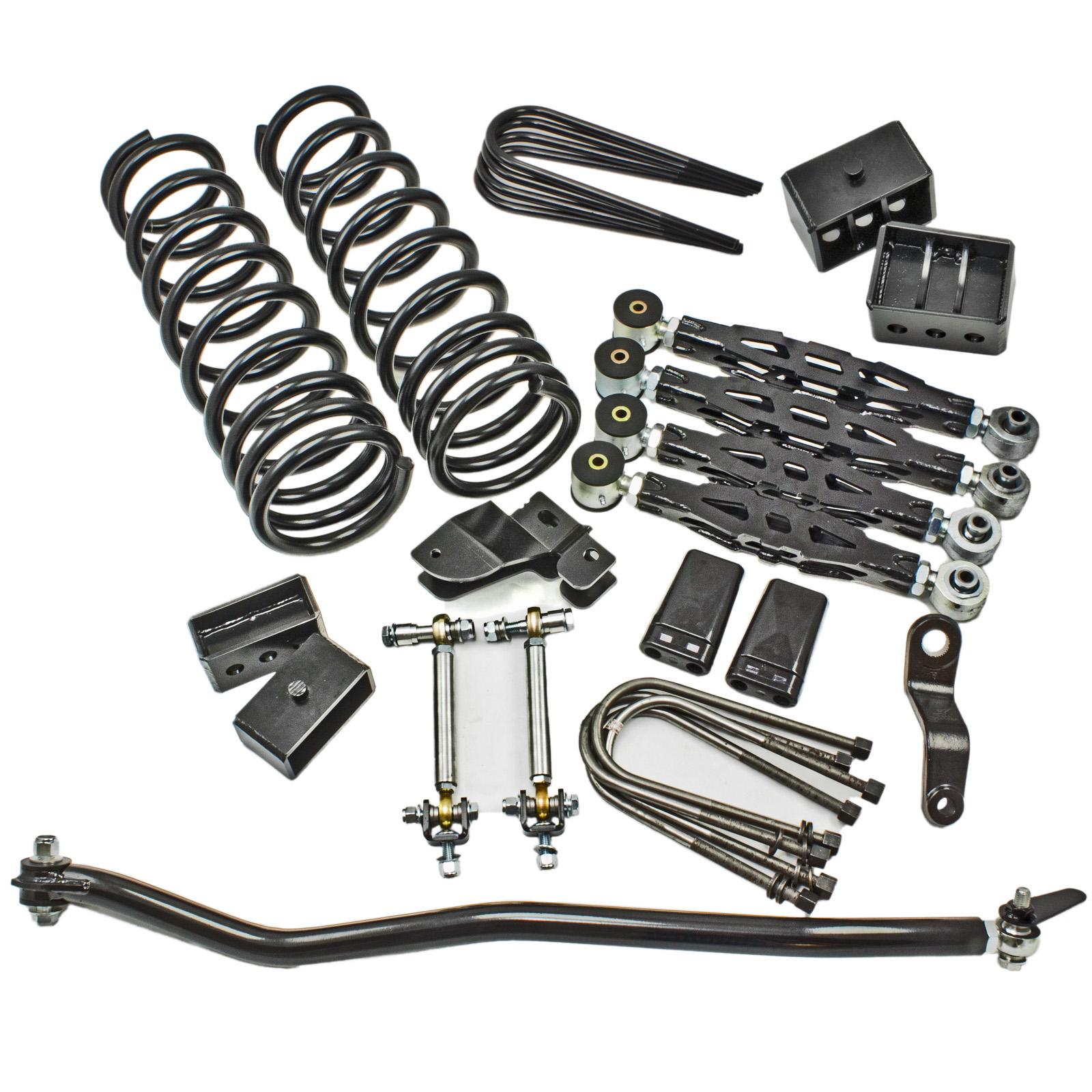Dodge Lift Kit For 2011 Dodge Ram 3500 Truck Lift Kits
